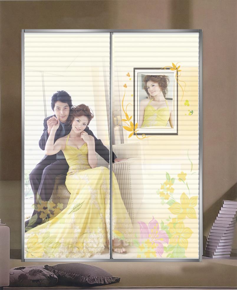 玻不璃-写真玻璃系列