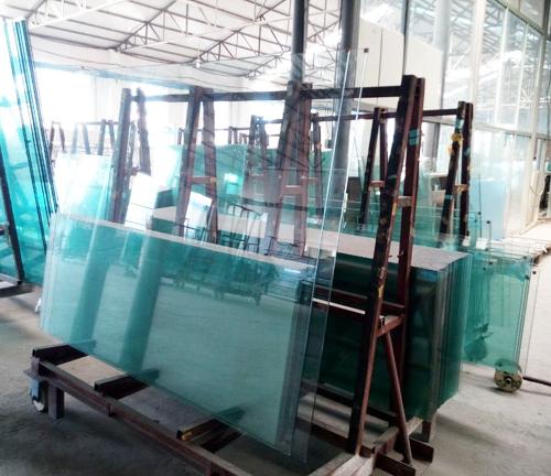 玻不璃-钢化玻璃成品
